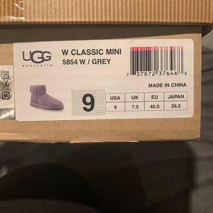 Classic Mini Uggs